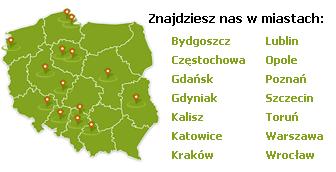 Wszystkie miasta