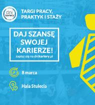 Patronat Wrocław - Dni kariery